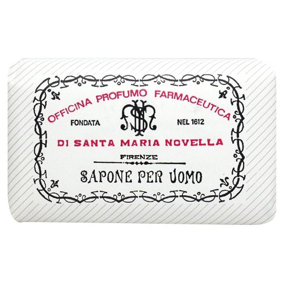 毒液見分けるカビサンタ マリア ノヴェッラ Santa Maria Novella メンズソープ ベティベール 130g