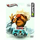 The Muppets Hot Wheels Super Van featuring Swedish Chef, Limited Edition Adult Collector [並行輸入品]