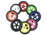 STRIDER ストライダー キッズ用ランニングバイク カスタムパーツ ウルトラライト カラーホイールGREEN(グリーン) ST-2 ST-3 対応 ※1本売り