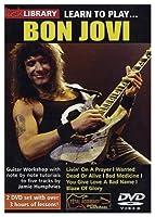 Learn to Play Bon Jovi [Import anglais]