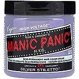 マニックパニック カラークリーム シルバースティレット 118mL
