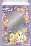 ティーズファクトリー ディズニー コンパクトミラー ミニ ラプンツェル 8.2cm×5.7cm
