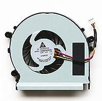 新しいCPUファンfor HP Pavilion 15- e016nr e028us 15-e071nr 17-e009wmノートブックCPU冷却ファン