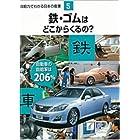 自給力でわかる日本の産業 第5巻 鉄・ゴムはどこからくるの?