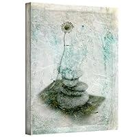 アート壁' Little Zen Arrangement 'ギャラリーWrappedキャンバスby Elena Ray、12by 18インチ