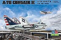 ホビーボス 1/48 エアクラフトシリーズ A-7B コルセア2 プラモデル 80343