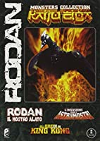 Rodan Monsters Collection (3 Dvd) [Italian Edition]