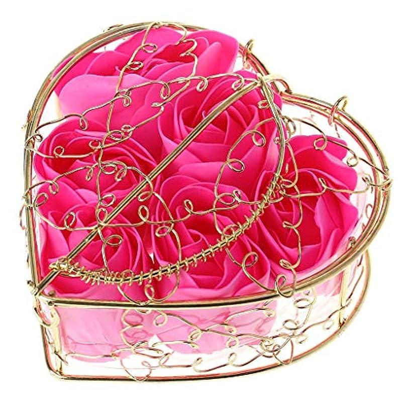 洞窟クリスチャン魅惑的なKaman-co 6本の香りのバラの花びら、入浴ボディーソープ、ウェディングパーティーの装飾ギフト、バレンタインデーの贈り物 (HP)