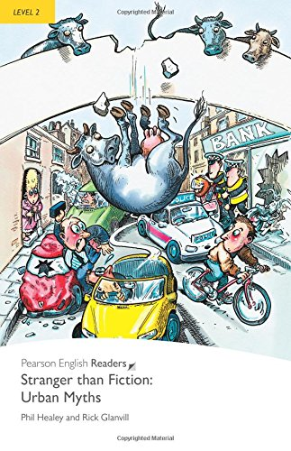 Penguin Readers: Level 2 STRANGER THAN FICTION: URBAN MYTHS (Penguin Readers, Level 2)の詳細を見る