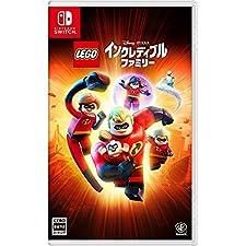 レゴ (R) インクレディブル・ファミリー 【Amazon.co.jp限定】ナップサック 付 - Switch