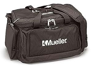 Mueller(ミューラー) メディキット キャリーオン ブラック トレーナーズバッグ 16007 ブラック 幅45cmx奥行24cmx高さ26cm