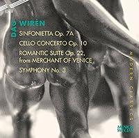 Sinfonietta 71 by DAG WIREN (2001-11-30)