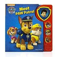 Meet Paw Patrol (Paw Patrol: Play-A-Sound)