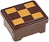 うな重箱 うな重 重箱 うな重 お重 土用の丑の日 ミニ丼重 茶パール市松 2-838-2