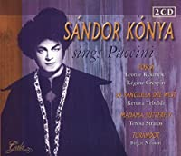 Sandor Konya Sings Puccini by SANDOR KONYA