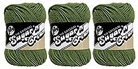 LILY Sugar 'nクリームパック3-70.9g各ボールセージグリーン