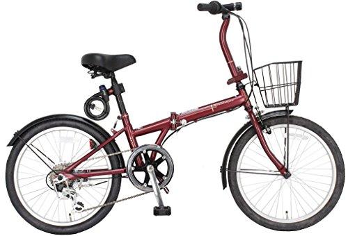JEFFERYS(ジェフリーズ) AMADEUS 20インチ 折りたたみ自転車
