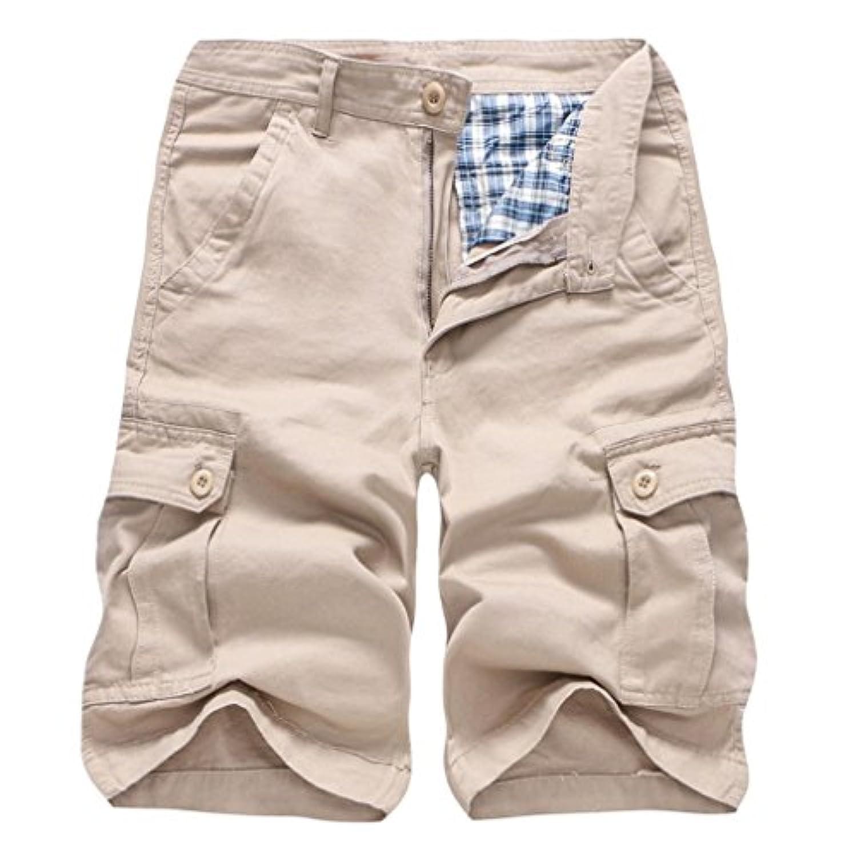 Transer Men's Cargo Shorts SHORTS メンズ