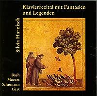 Bach, Mozart, Schumann, Liszt