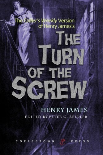 the turn of the screw thesis Todorov explains that the turn of the screw fits the characteristics of the fantastic genre in regard to the reader's hesitation in my thesis, i will strictly.