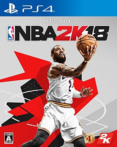 【PS4】NBA 2K18【予約_早期購入特典】デジタルアイテム• ゲーム内通貨5,000 VC• 毎週1個受け取れるMyTeamパック10個 (Team 2Kカード付き) • Kyrie Irving MyPlayer用アパレル同梱