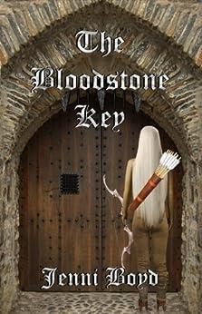 The Bloodstone Key by [Boyd, Jenni]