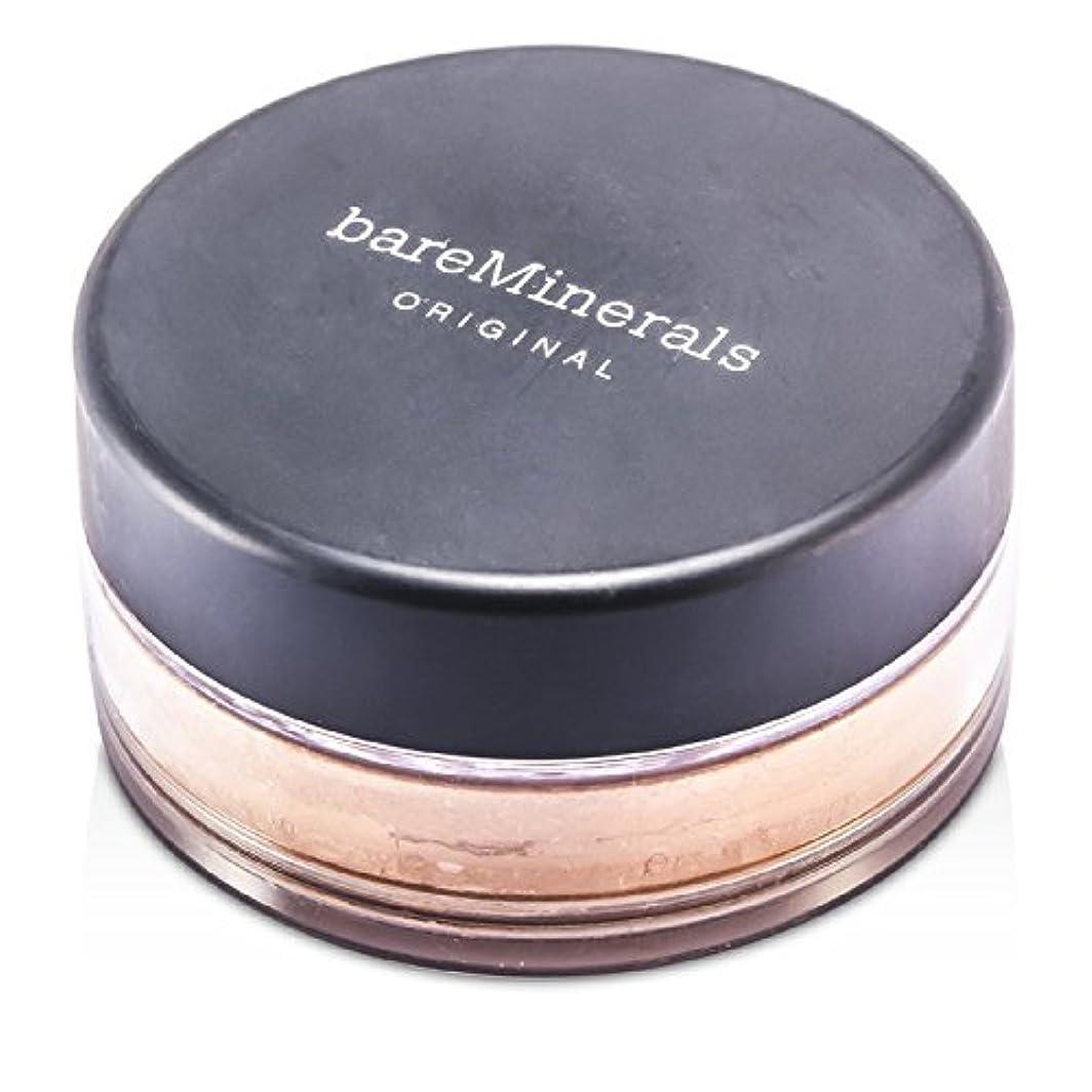 バッジ非公式画家BareMinerals ベアミネラルオリジナル SPF 15 ファンデーション - # Golden Tan ( W30 ) 8g/0.28oz並行輸入品