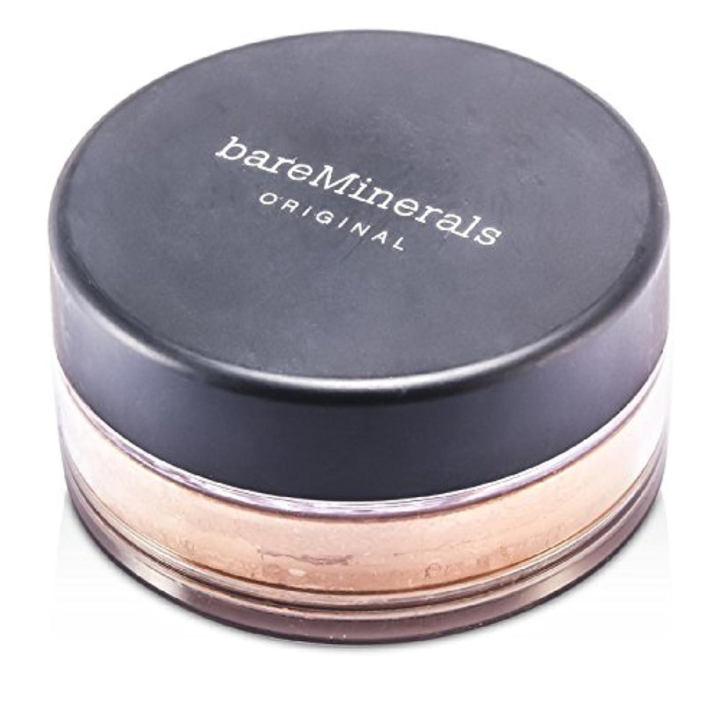 の面ではキャップ聡明BareMinerals ベアミネラルオリジナル SPF 15 ファンデーション - # Golden Tan ( W30 ) 8g/0.28oz並行輸入品