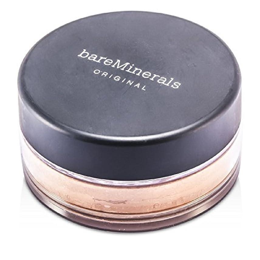 イデオロギー階下相談BareMinerals ベアミネラルオリジナル SPF 15 ファンデーション - # Golden Tan ( W30 ) 8g/0.28oz並行輸入品