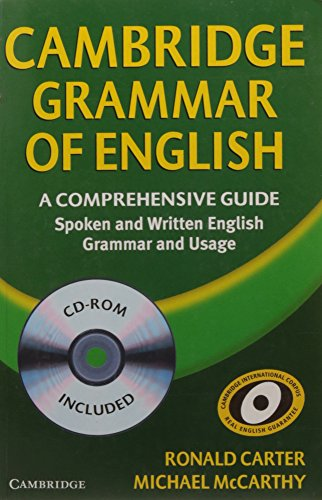 Cambridge Grammar of English Paperback with CD-ROM: A Comprehensive Guideの詳細を見る