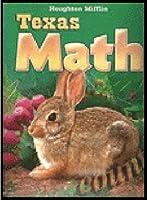 Mathmatics Level 1: Houghton Mifflin Mathmatics Texas