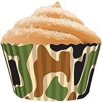 カップケーキ カムフラージュ スタンダード 32P SI8846