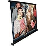 """Pyle PRJTP46 40"""" Projector Screen, Mobile Pull-Out Style Portable(32'' x 24'')"""
