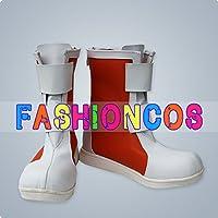★サイズ選択可★女性22.5CM UA1292 デジモンアドベンチャー 城戸丈 きどじょう コスプレ靴 ブーツ