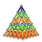 子供の知力を育てるプレイ・メイティ 306ピース マグネット ブロック おもちゃ 知育 玩具 磁石 くっつくブロック 積み木 プレイルーム ギフト プレゼント 誕生日 クリスマス お年賀 内祝い お返し 贈り物 お中元 お歳暮