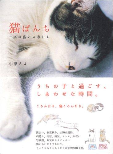猫ぱんち―二匹の猫との暮らしの詳細を見る