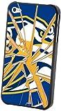 NHL Nashville Predators Iphone 4/ 4s Broken Glass Lenticularケース