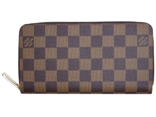 (ルイヴィトン) LOUIS VUITTON N41661 財布 ラウンドファスナー長財布 12枚カード ダミエ ジッピーウォレット [並行輸入品]