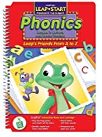 LeapPad: LeapStart Phonics - Leap's Friends A to Z Interactive Book and Cartridge [並行輸入品]