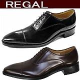 [リーガル] REGAL 靴 メンズ ストレートチップ 315R ブラック(B) 24.5cm