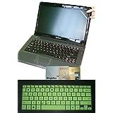 """USレイアウトキーボードスキンカバー+ 13.3"""" Anti Glare & Scratch &指紋スクリーンプロテクターfor Asus ux303ua ux303ub ux305ca q302ua"""