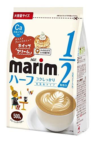 マリーム1/2低脂肪T 詰替 袋500g