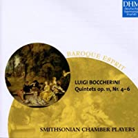 Boccherini:String Quartets 4