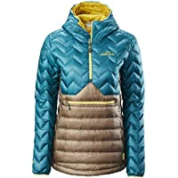 Kathmandu Ultralight Compact Water-Repellent Women's Hooded Down Puffer Pullover