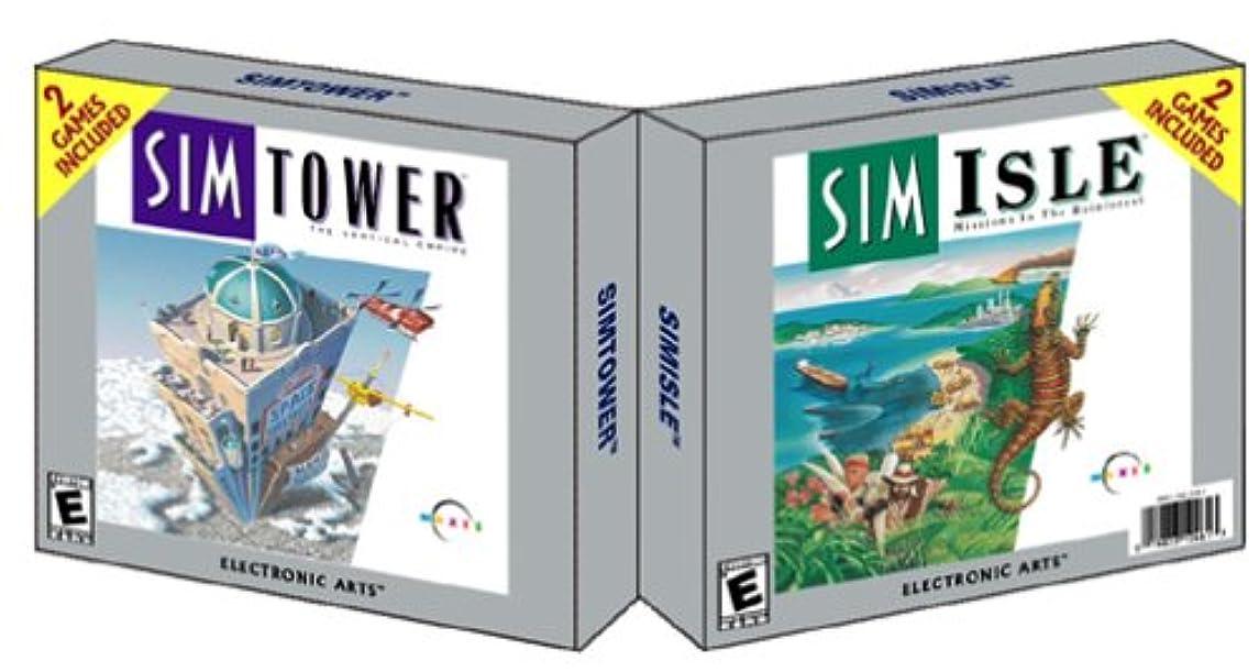 説明的暖かさ熱SimTower / Simisle (Jewel Case) (輸入版)