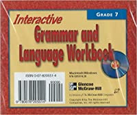 Glencoe Language Arts Interactive Grammar and Language Workbook Grade 7 CD-Rom