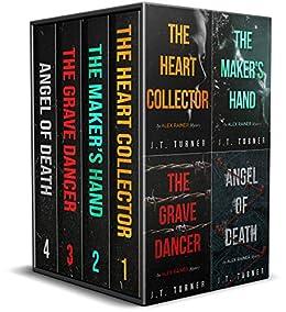 Alex Rainer Box Set: Books 1-4 by [Turner, J.T.]