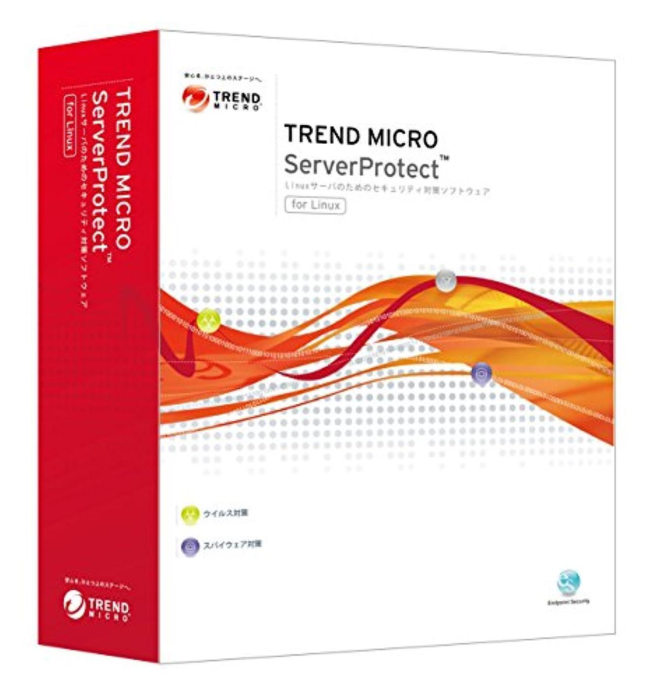 タービン相対サイズ雇用者トレンドマイクロ ServerProtect for Linux Ver3.0