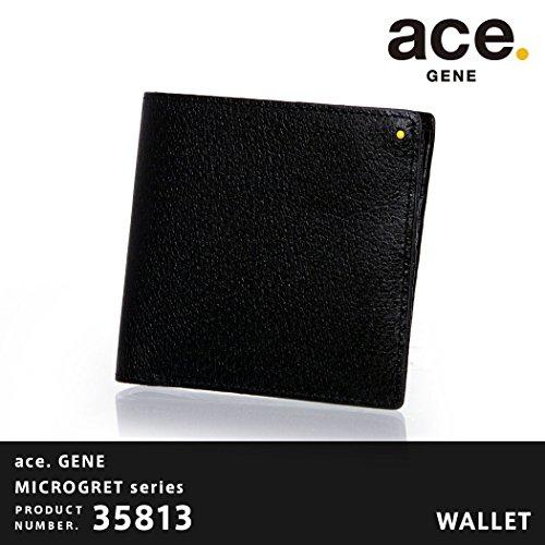 [エースジーン]ace.GENE ミクログレット 二つ折り財...