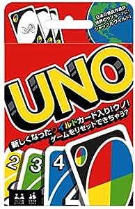 マテル・インターナショナル *ウノ カードゲーム B7696